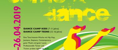 Oster Dance Camp 2019